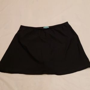 Spanx swim skirt